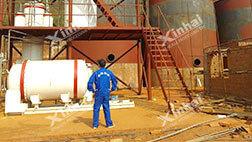 Projeto de processamento de ouro de CIP do Sudão