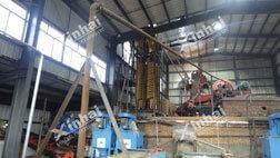 Projeto de separação por gravidade de ouro de 150t / d da Mongólia Changzong