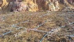 Projeto de lixiviação de pilha de ouro de 150 t / d em Peru