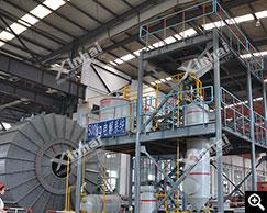 Sistema de eletrólise por dessorção de Xinhai