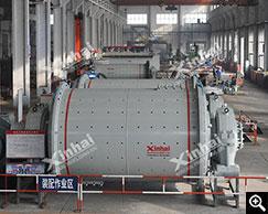 Planta de produção de Xinhai