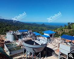 Projeto minério de prata xinhai