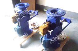 Máquina de amostragem para dutos